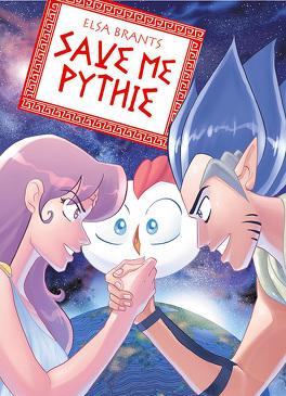 Couverture du livre : Save me Pythie, Tome 5