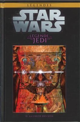 Couverture du livre : star wars - la légende des jedi, Tome 2 - la chute des Sith