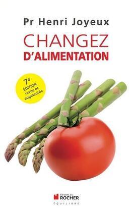 Couverture du livre : Changez d'alimentation