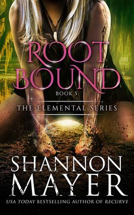 Couverture du livre : Elemental, Tome 5 : Rootbound