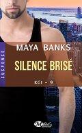 KGI, Tome 9 : Silence brisé