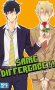 Same difference : Même différence, Tome 5