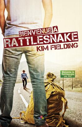 Couverture du livre : Bienvenue à Rattlesnake