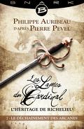 Les Lames du Cardinal : L'héritage de Richelieu, Episode 7 : Le Déchaînement des Arcanes
