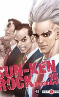 Sun-Ken Rock, Tome 25