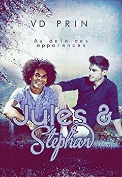 Couverture du livre : Les Olympes, Tome 1 : Jules & Stephan, au-delà des apparences