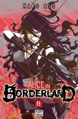 Couverture du livre : Alice in Borderland, Tome 15