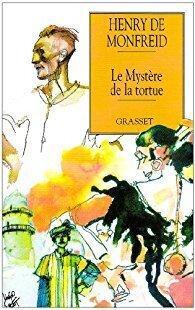 Couverture du livre : Le mystère de la tortue