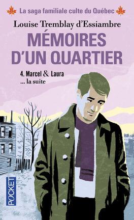 Couverture du livre : Mémoires d'un quartier, tome 4 : Bernadette
