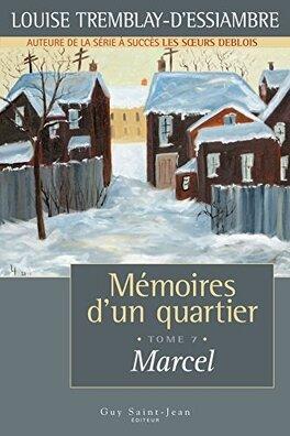 Couverture du livre : Mémoires d'un quartier, tome 7 : Marcel