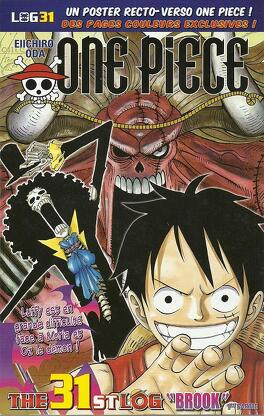 Couverture du livre : One Piece: The Thirty-First Log
