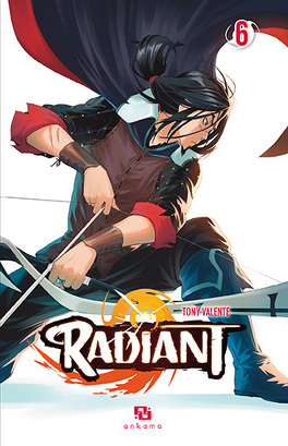 Couverture du livre : Radiant, Tome 6