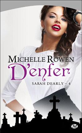 Couverture du livre : Sarah Dearly, Tome 4 : D'Enfer