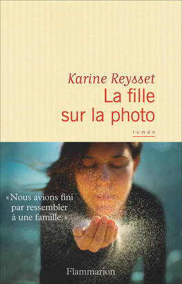 Couverture du livre : La fille sur la photo