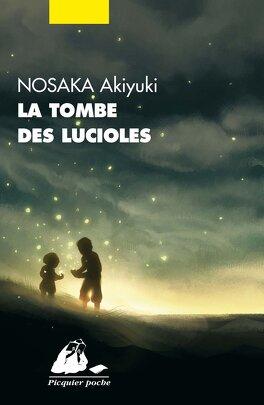 Couverture du livre : La Tombe des lucioles