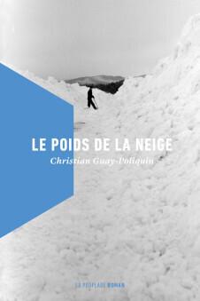 Couverture du livre : Le Poids de la neige