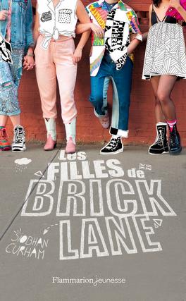 Couverture du livre : Les Filles de Brick Lane, Tome 1 : Ambre