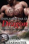 couverture Enflammé par le dragon