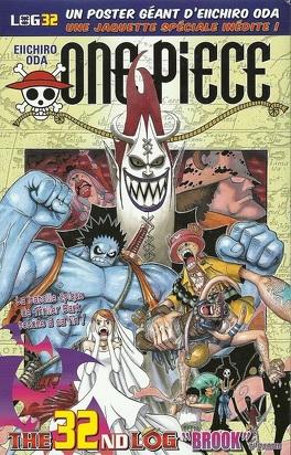 Couverture du livre : One Piece: The Thirty-Second Log