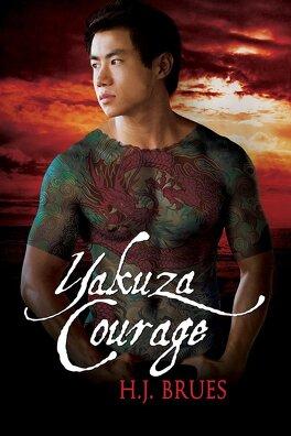Couverture du livre : Yakuza Pride, Tome 2: Yakuza Courage