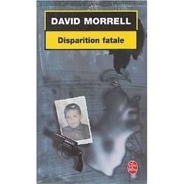 Couverture du livre : Disparition fatale