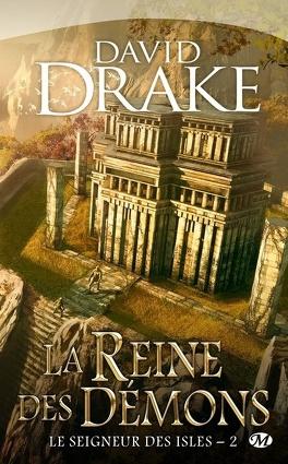 Couverture du livre : Le seigneur des Isles, Tome 2 : La Reine des démons