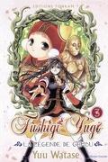 Fushigi Yugi : La Légende de Gembu, Tome 3