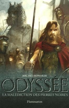 Couverture du livre : Odyssée, tome 1 : La malédiction des pierres noires