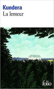 Couverture du livre : La lenteur