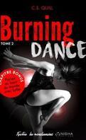 BURNING DANCE : Chapitre Bonus Au bout du monde avec Lylia
