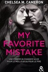 couverture My Favorite Mistake, Tome 1