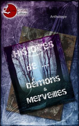 Couverture du livre : Histoires de… Démons et Merveilles