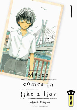 Couverture du livre : March comes in like a lion, Tome 1