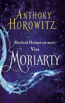 Couverture du livre : Moriarty