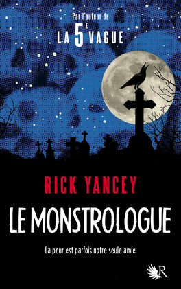 Couverture du livre : Le Monstrologue, tome 1