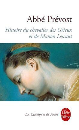 Couverture du livre : Manon Lescaut