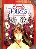 Les Enquêtes d'Enola Holmes, Tome 3 : Le Mystère des pavots blancs (BD)