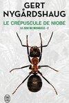 couverture Le crépuscule de Niobé