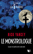 Le Monstrologue, tome 1