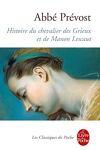 couverture Manon Lescaut