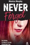 couverture Never Tear Us Apart, Tome 1 : Never Forget