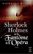 sherlock holmes et le fantôme de l'opéra