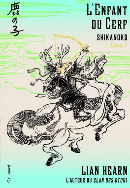 Couverture du livre : Shikanoko, Tome 1 : L'Enfant du Cerf
