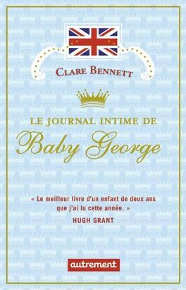 Couverture du livre : Le journal intime de baby George