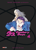 20th Century Boys - Édition deluxe, tome 4