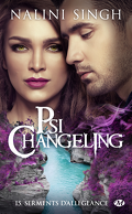 Psi-Changeling, Tome 15 : Serments d'allégeance
