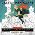 The Mortal Instruments Coloring Book