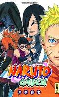 Naruto Gaiden - Le 7e Hokage et la Lune écarlate