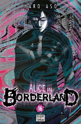 Couverture du livre : Alice in Borderland, Tome 16