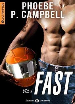 Couverture du livre : Fast, Volume 1